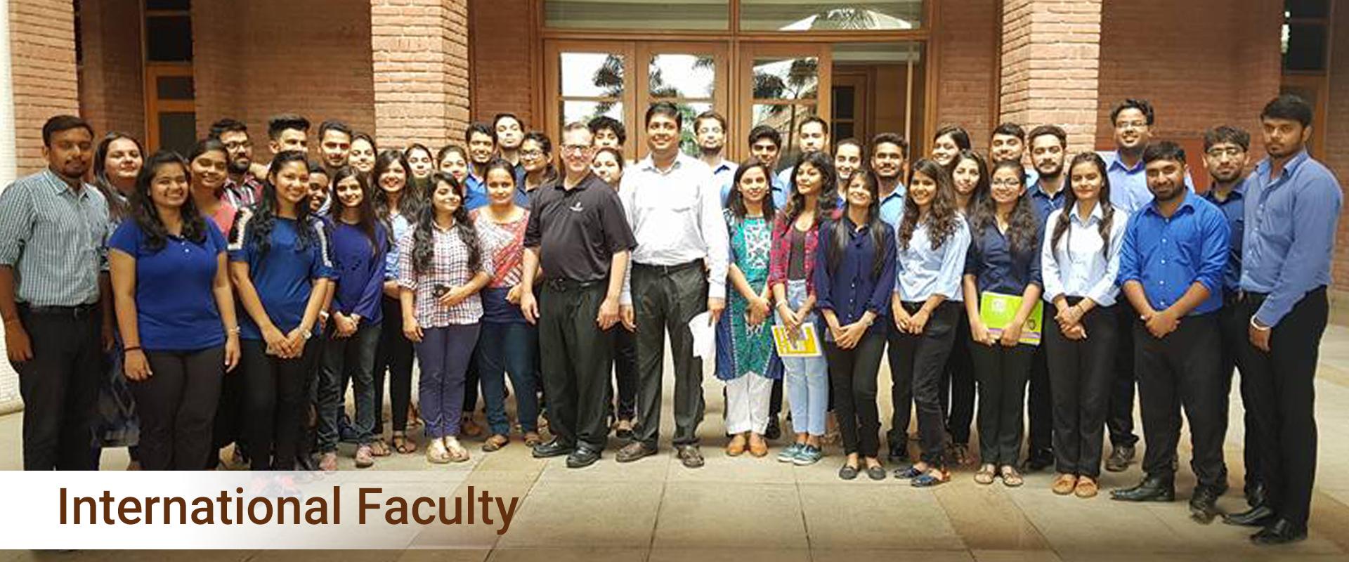 International Faculty